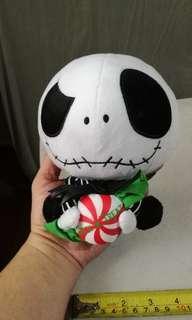 Nightmare before christmas jack skellington stuffed toy
