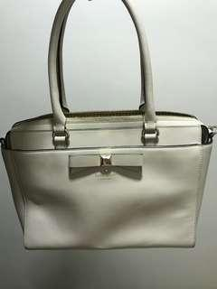 Kate Spade tote bag with bow