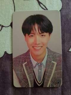 Jhope Photocard : LY Answer & Her