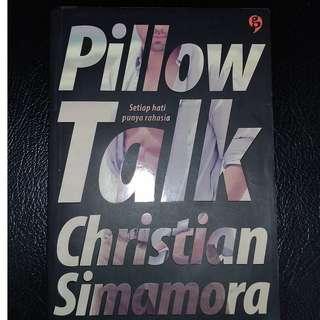 Novel Pillow Talk by Christian Simamora (Bahasa)