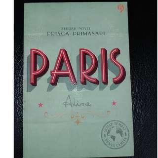 Novel Paris: Aline by Prisca Primasari