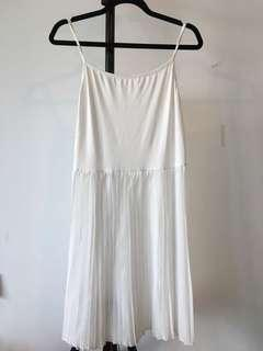 Dres prisket putih