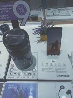 SAMSUNG S9+ Cicilan dengan Home Credit Free Kuota XL 1Tahun