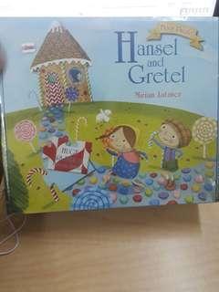 Puzzle Floor Hansel and Gretel