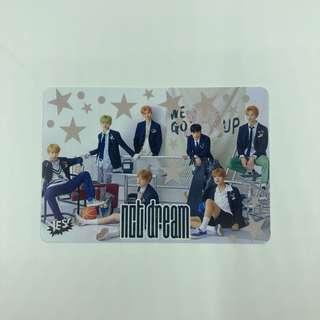 NCT Dream Yes! Card 第42期 夜先卡