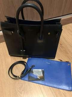YSL Saint Laurent Sac du jour