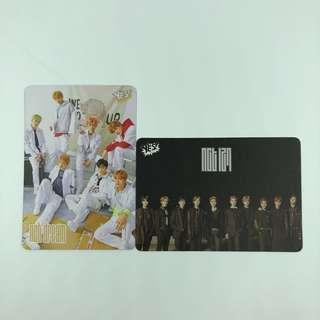 NCTDream NCT127 Yes! Card 第42期 白卡