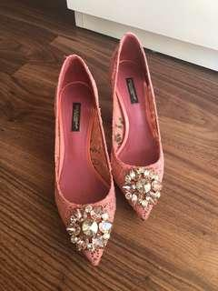 Dolce and gabbana authentic size 37