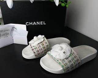 Chanel slides Size 37