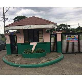 Residential Lot inside Subdivision Meycauayan
