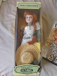 Porcelain Doll Anne of Green Gables