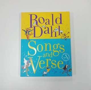 Roald Dahl Songs and Verse
