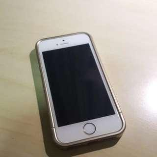 Used iPhone 5s 64GB Gold