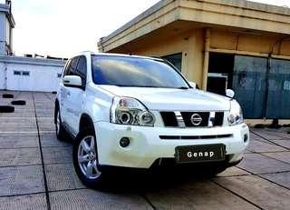Nissan Xtrail ST 2.5 cvt 2011