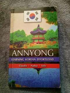 Annyong: Learning Korean Effortlessly