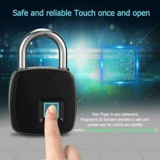 P3 smart fingerprint lock