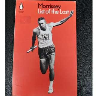 Novel List of The Lost by Morrissey (English)