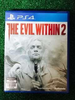 Ps4 - The Evil Within 2