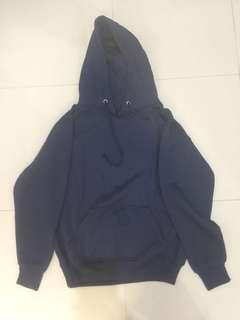 Jacket Hoodie Navy Women