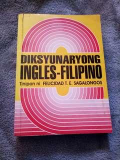 English-Filipino Dictionary