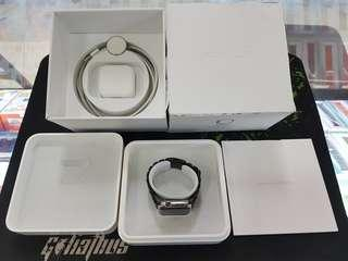 Apple watch 38mm Stainless Steel. SECOND. MULUS