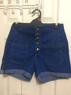 Size8-10 High waisted jeans/ new