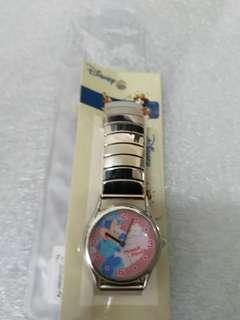 Disney 米妮 stainless steel watch