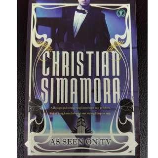 Novel As Seen on TV by Christian Simamora (Bahasa)