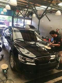 Mitsubishi Lancer EX MT