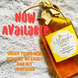 Mikael's Pure Organic Honey @ 250php