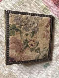 Embroidery photo album