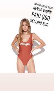 Wrangler - One Piece