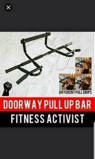 Heavy Duty Doorway Chin-up Pull-up Bar