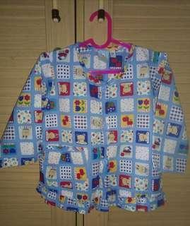 Piyama anak / Piyama katun Jepang import