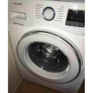 Samsung Eco-Bubble Washing Machine 6KG