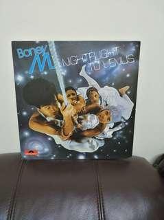 78年 Boney M lp黑膠唱片