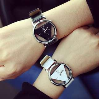 Couple Fashion Classic Canterbury Couple Set with Jam watches
