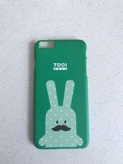 Case I Phone 6+ hijau