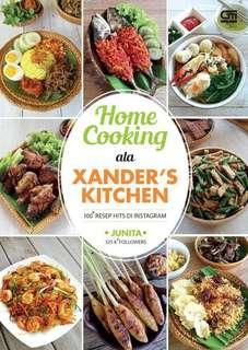 EBOOK - Home Cooking ala Xander's Kitchen