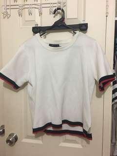 Size 10 Zara top
