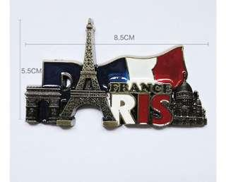 Paris fridge magnet