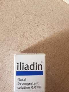 iliadin nasal drops