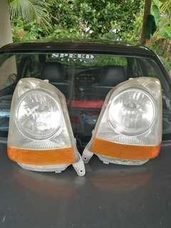 headlamp avy rs