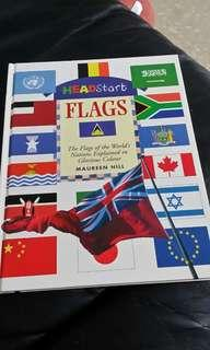 Flags- The flage of the world's nations explained in glorious colour