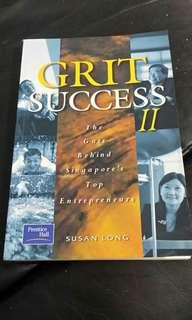 Grit success II- The guts behind Singapore's top entrepreneurs