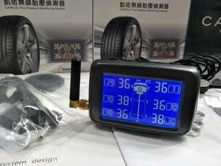 🚚 CAREUD TK5600 無線胎壓偵測器 6輪貨車專用