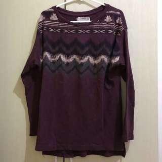 sweater [ORI PULL&BEAR]