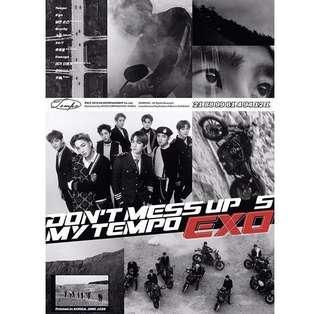 EXO 5th Album - Dont Mess Up My Tempo  Version- (Allegro/Moderato/Andante)