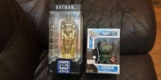 Funko pop dc patina batman sdcc