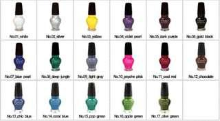 Konad Princess Nail Polish